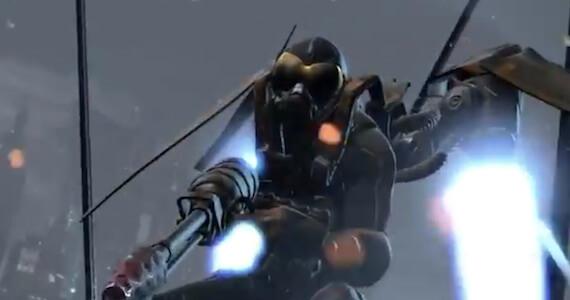 'Batman: Arkham Origins' 'Nowhere to Run' Trailer: Meet Firefly, Gordon & Alfred