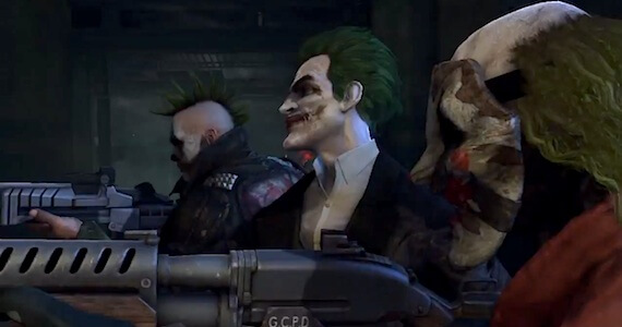 'Batman: Arkham Origins' Multiplayer Beta Videos Show Gang Warfare on Gotham's Streets [Updated]