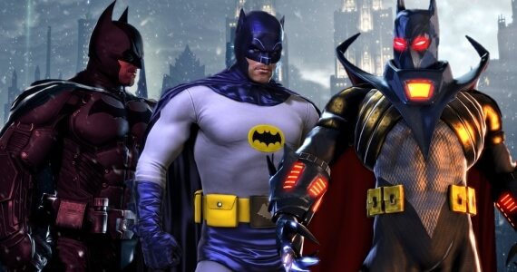 'Batman: Arkham Origins' Knightfall DLC Trailer