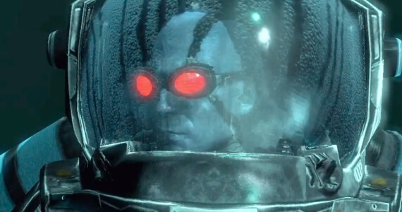 'Batman: Arkham Origins' Mr. Freeze Story DLC Revealed