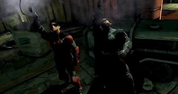 Batman Arkham Origins Robin Multiplayer
