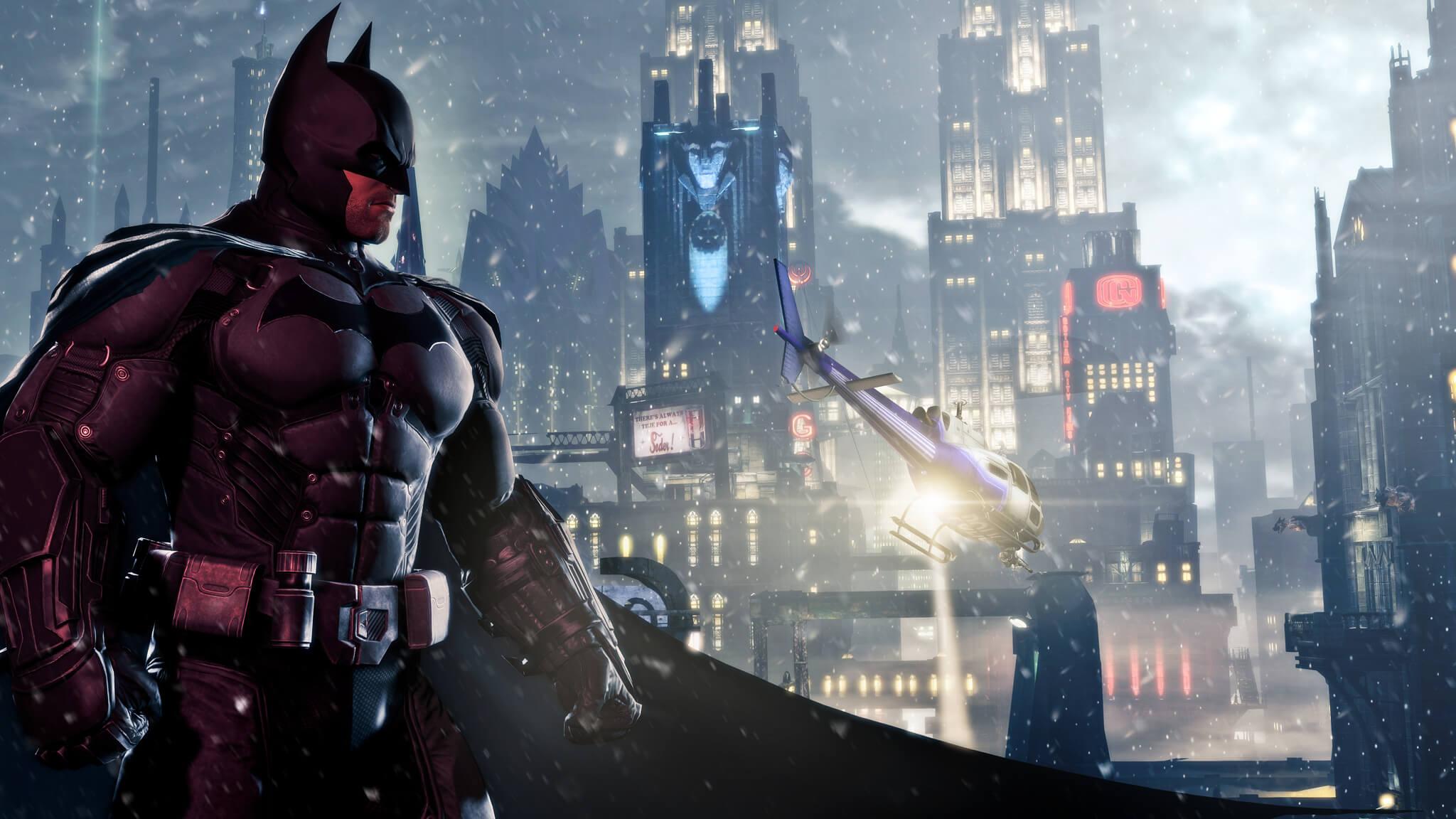 'Batman: Arkham Origins' Hands-On Preview