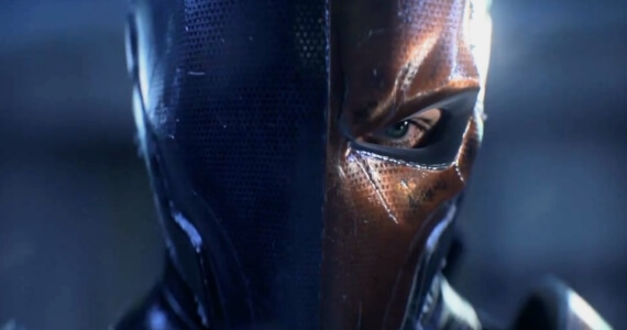 Batman Arkham Origins Teaser Deathstroke