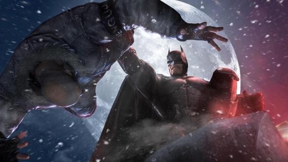 Batman Arkham Origins Videos