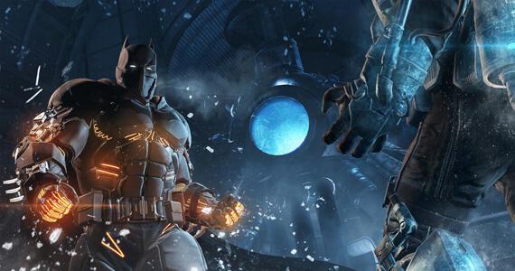 'Batman: Arkham Origins' XE Suit Revealed
