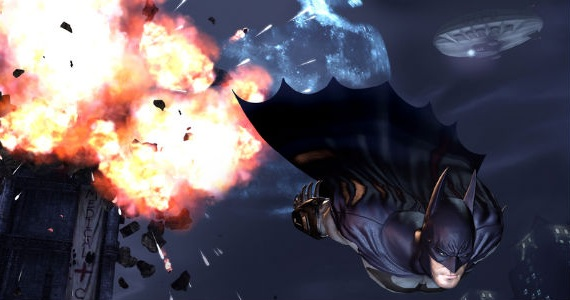 New 'Batman: Arkham' Game Signaled for 2013 Release