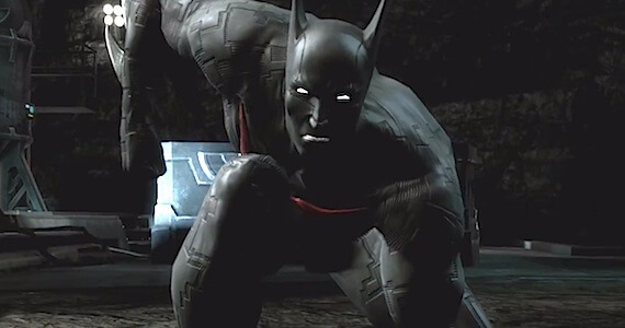 Batman Beyond Costume Injustice Gods Among Us