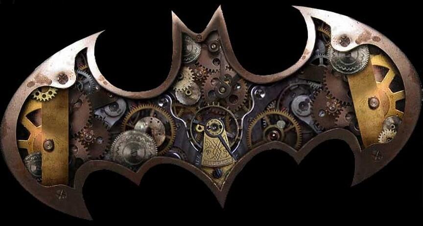 Pitched Batman 'Gotham By Gaslight' Concept Art