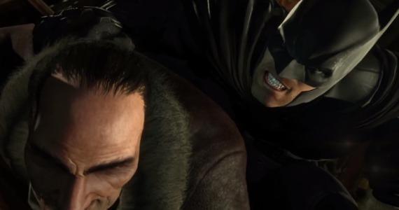 'Arkham Origins' Launch Trailer Ensures Batman Won't Enjoy Christmas