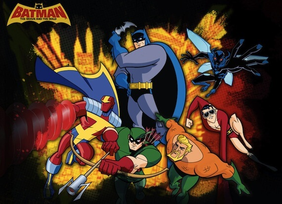 Batman The Brave And Bold Games Play Free Online