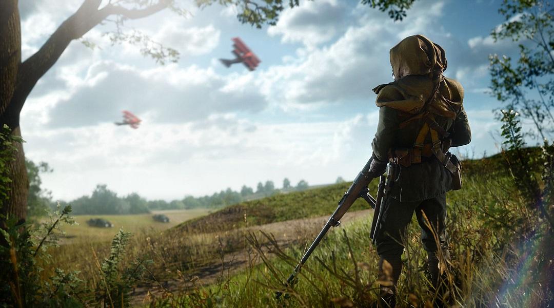 Battlefield 1: DICE Details the Campaign's 'War Stories'