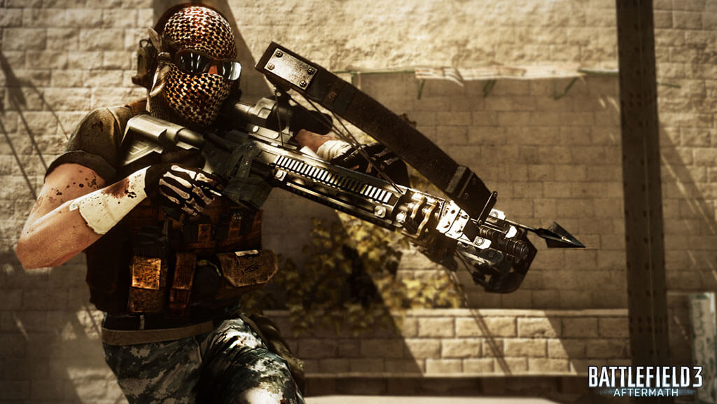 Battlefield 3: Check Out Aftermath's Talah Market Map