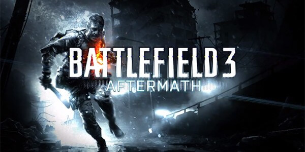 Crossbow Beats Helicopter in 'Battlefield 3: Aftermath' Launch Trailer