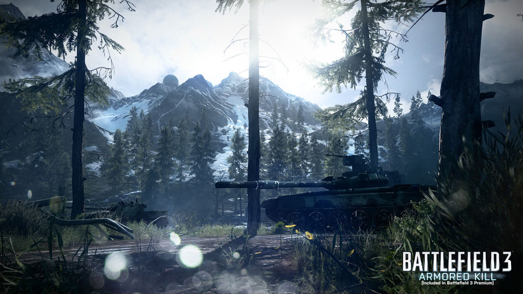Battlefield 3: Armored Kill Launch Trailer is All-Out Vehicle Warfare