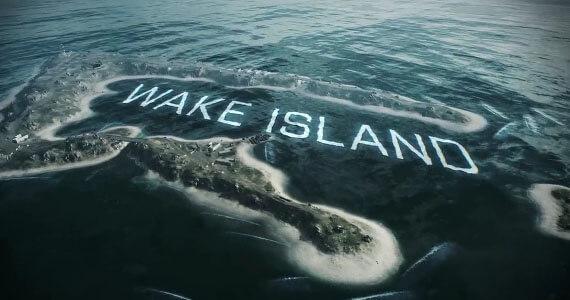 Battlefield 3 Back to Karkand DLC Wake Island Trailer