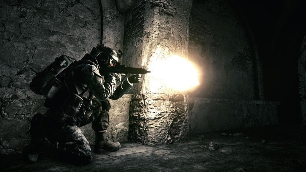 Awesome New 'Battlefield 3' Close Quarters Trailer & Screenshots