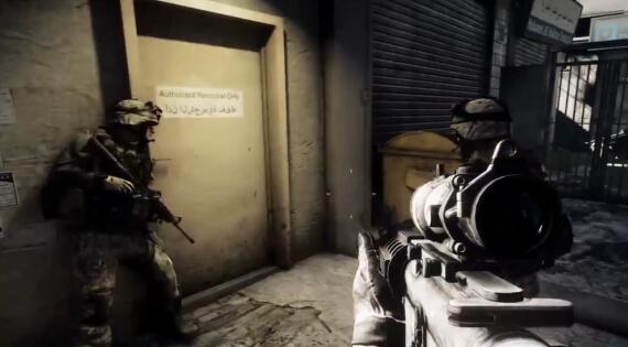Battlefield 3 Console Versions Look Amazing