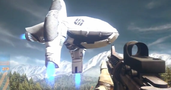 'Battlefield 2143' Teaser in 'Battlefield 3: End Game'?