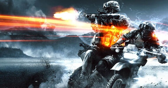 Battlefield 3 End Game Motorcycles Revealed