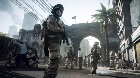 Battlefield 3 Gameplay Video Leaked GDC