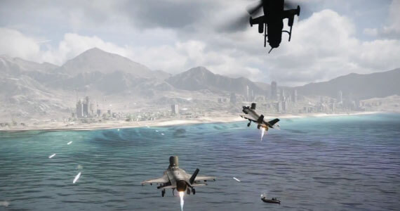 Battlefield 3 Gulf of Oman trailer