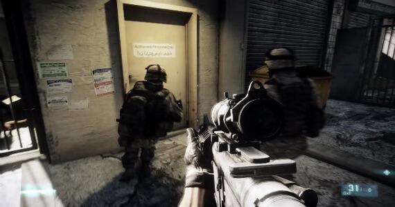 Battlefield 3 Requires Origin 2
