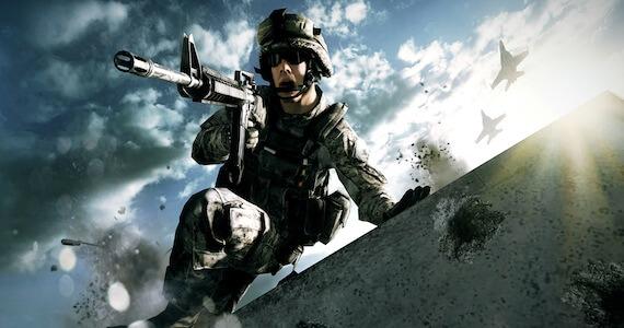 Battlefield 3 TV Spot Jabs Call of Duty