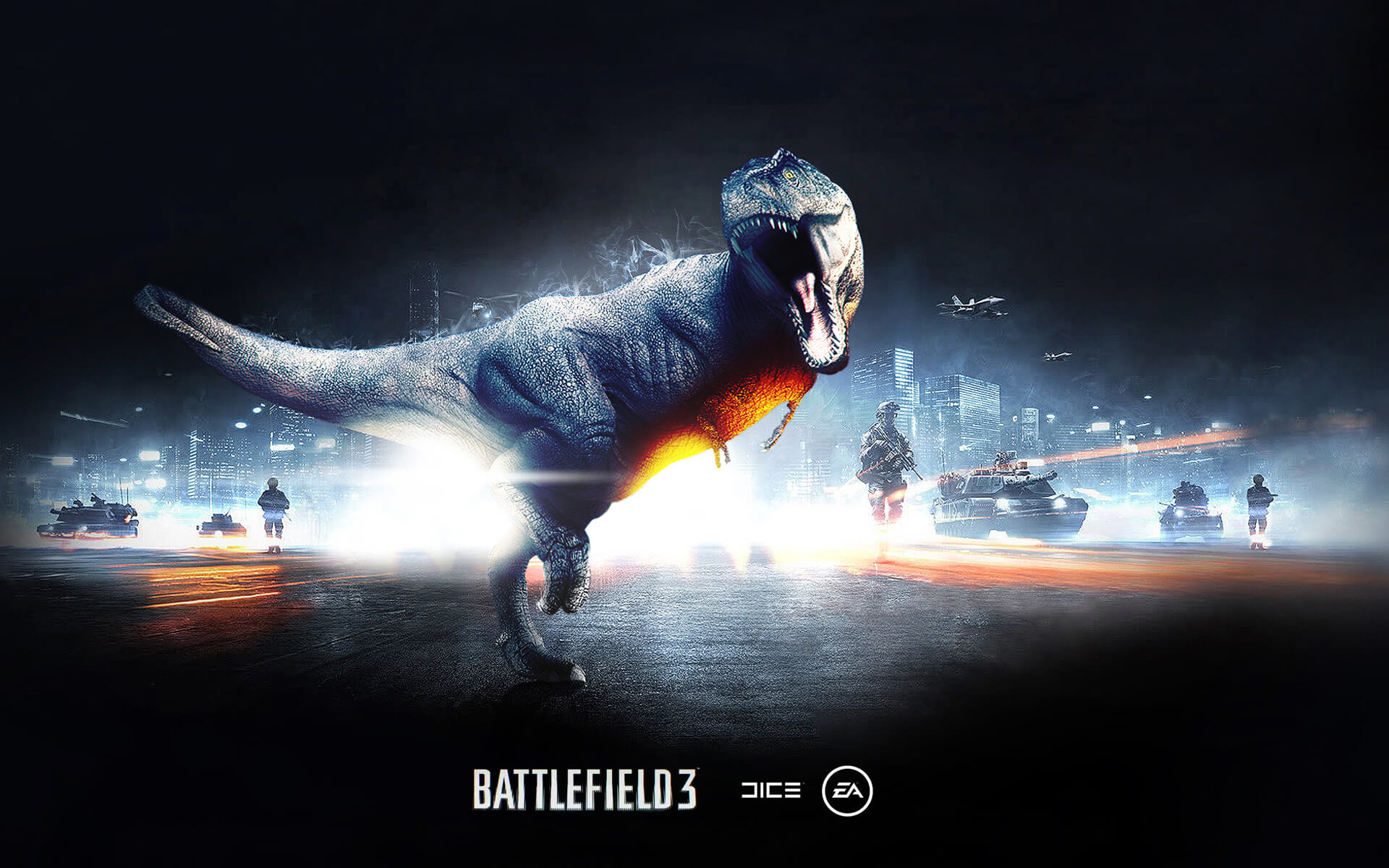Dinosaur Teases Don't Make Up For 'Battlefield 4' Issues