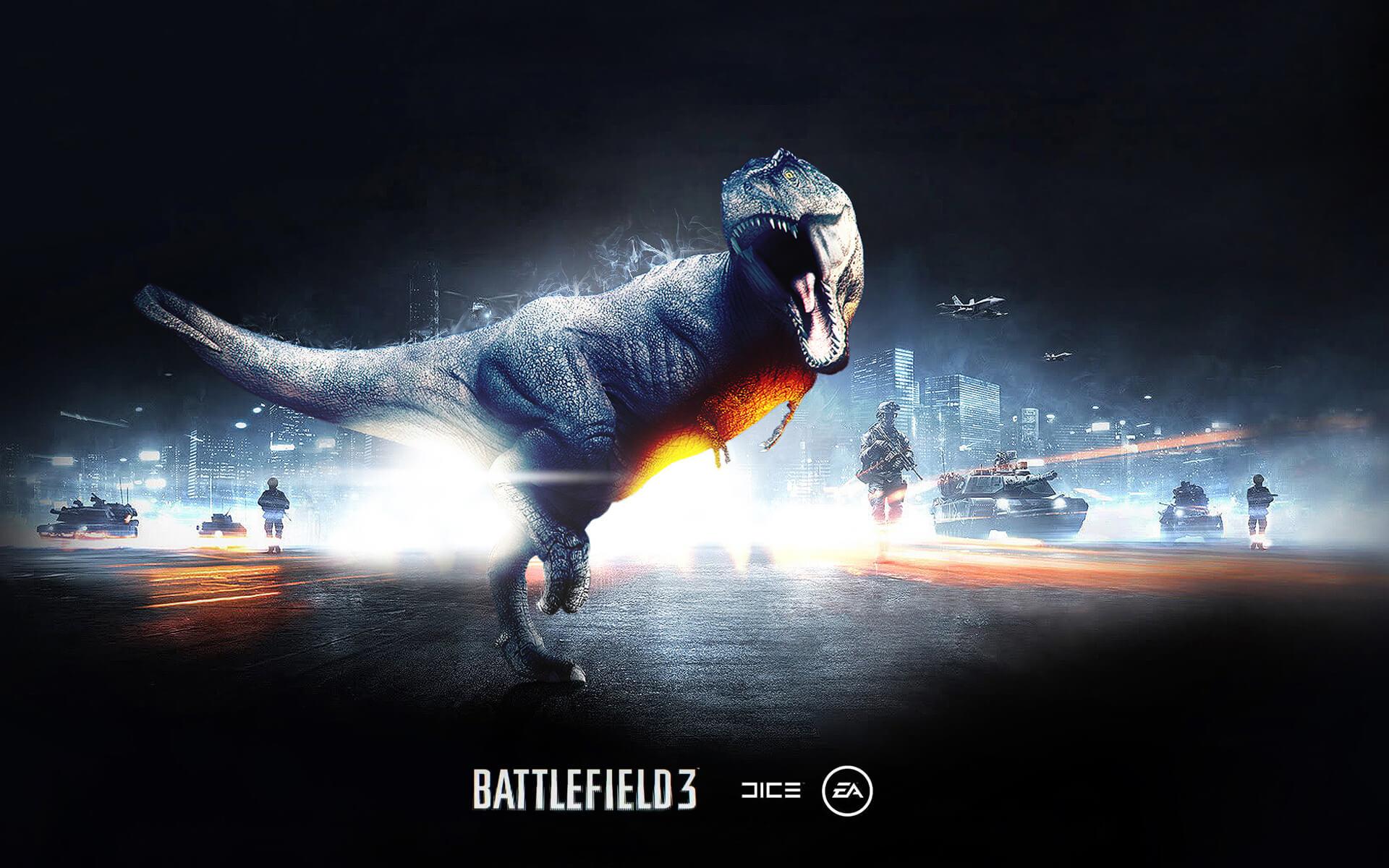 EA Survey Reveals 'Battlefield 4' Ideas Including Dinosaurs, DLC & Naval Combat