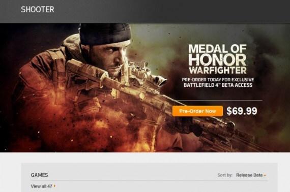 Battlefield 4 Confirmed EA DICE