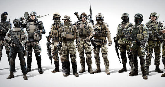 Battlefield 4 Group
