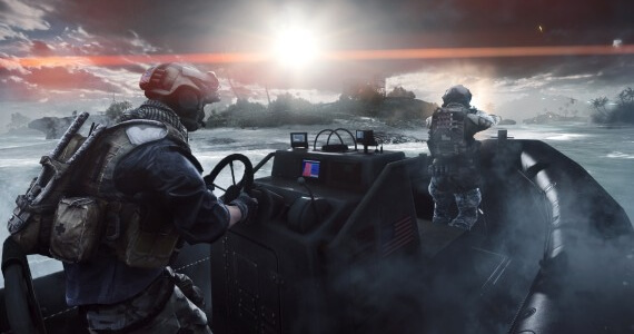 Battlefield 4 MP Modes Reveal Header