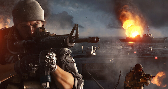 Battlefield 4 Multiplatform Update Early February