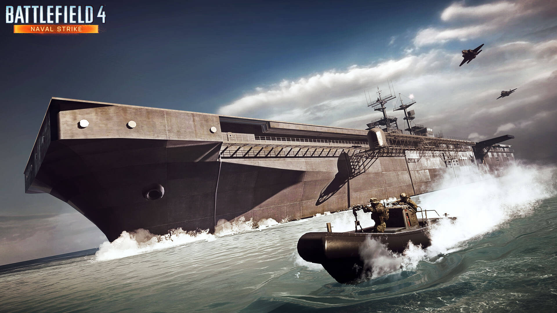 'Battlefield 4' Gets More DLC As Netcode Issues Take 'Top Priority' – Huh?