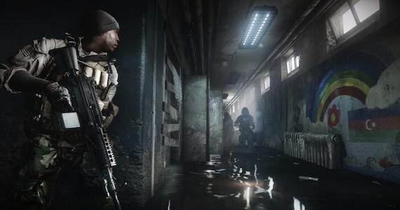 Battlefield 4: Custom Vehicle Emblems & Dual Monitors