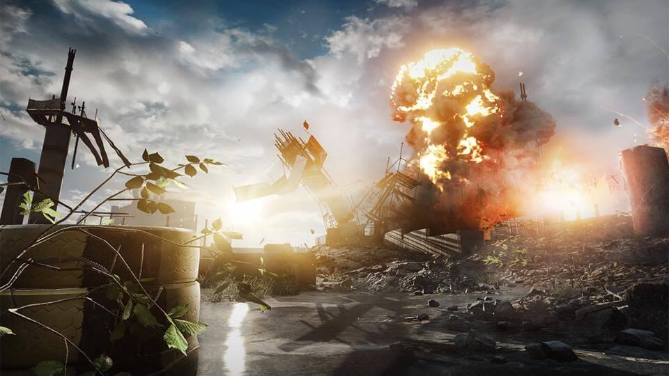 DICE LA Talks 'Battlefield 4' & 'Star Wars'