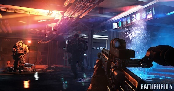 'Battlefield 4' Second Assault DLC Includes Fan-Favorite 'Battlefield 3' Maps