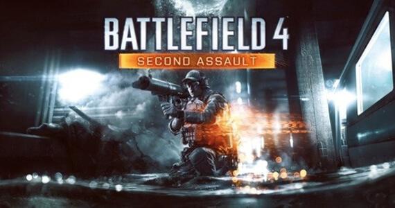 'Battlefield 4: Second Assault' Maps