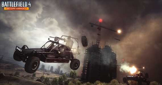 Battlefield 4 Second Assault Screenshot