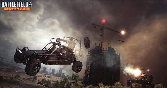 'Battlefield 4': Commander Mode App, Known Issues, & Second Assault DLC