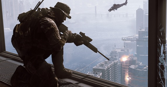 'Battlefield 4': Beta Details, Battlelog, & Customization