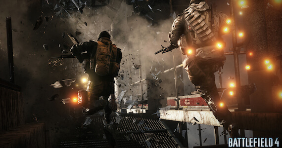 'Battlefield 4' Gets Stability Update on Xbox One
