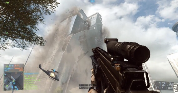 Frostbite 3 'Battlefield 4' Demo; Engine Will Remain Exclusive to EA Games