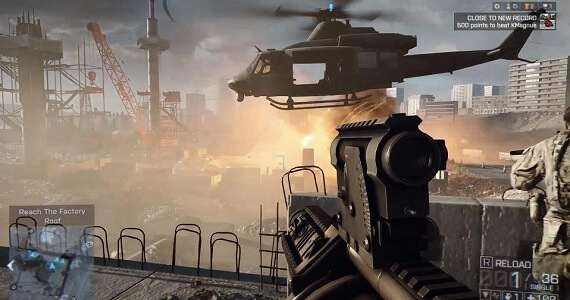 DICE Claims 'Battlefield 4' Will Fix The Mistakes of 'BF3'