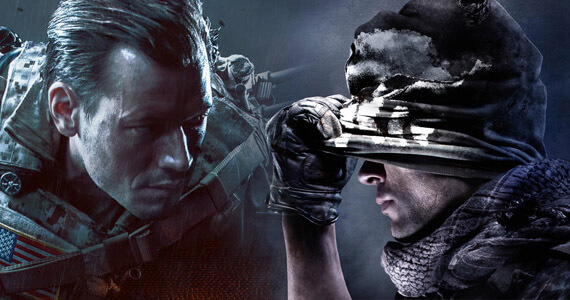 EA: 'Battlefield' vs. 'Call of Duty' Competition 'Good For The Industry'