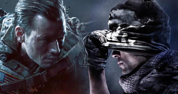 Battlefield 4 vs Call of Duty Ghosts