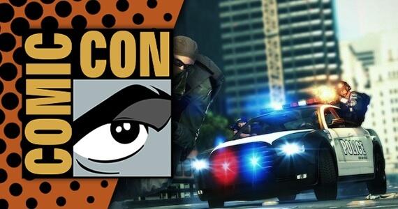 Battlefield Hardline Comic Con Panel