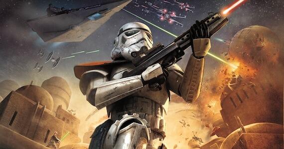 'Star Wars' Day: 'Battlefront 3' Pre-Alpha Footage