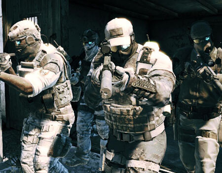Best Coop Game Ghost Recon Future Soldier