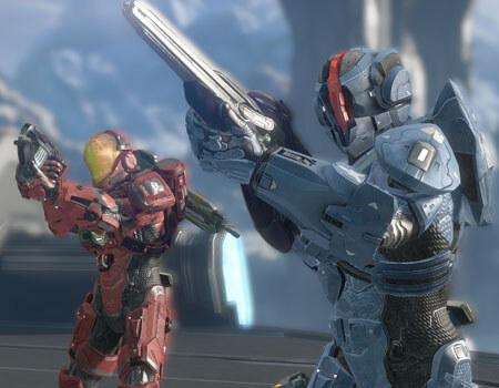 Best Coop Game Halo 4